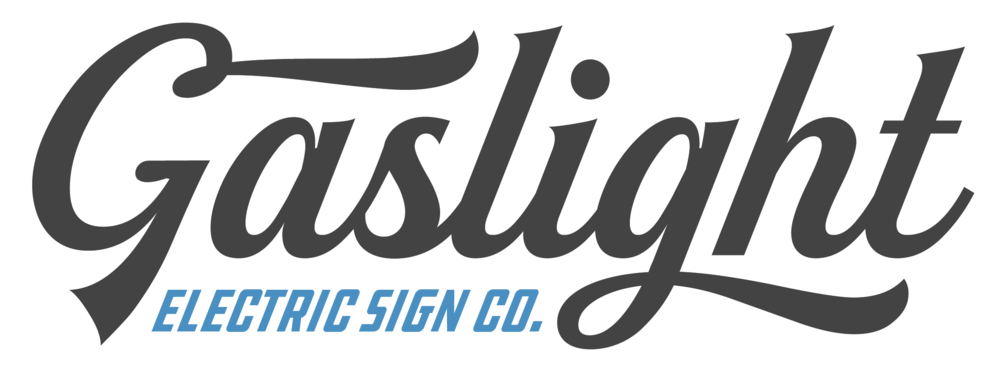 Gaslight Electric Sign Co. - Ottawa Area Custom Signs - Handcrafted in Almonte Ontario