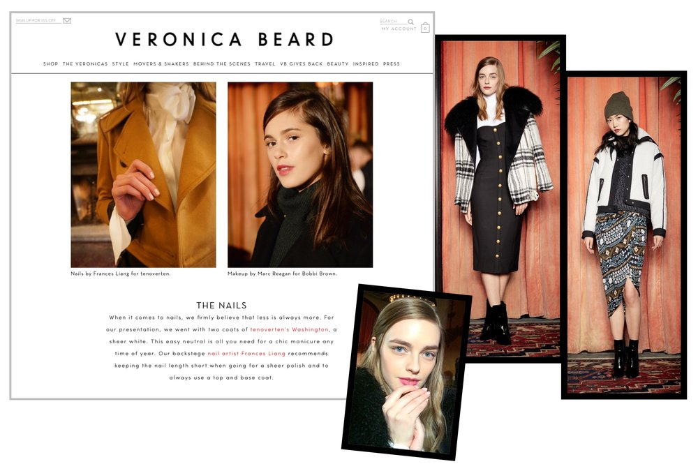 2017 | VERONICA BEARD