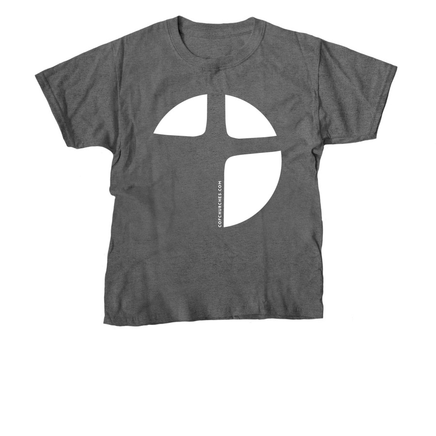 Youth Unisex Tee - Dark Heather