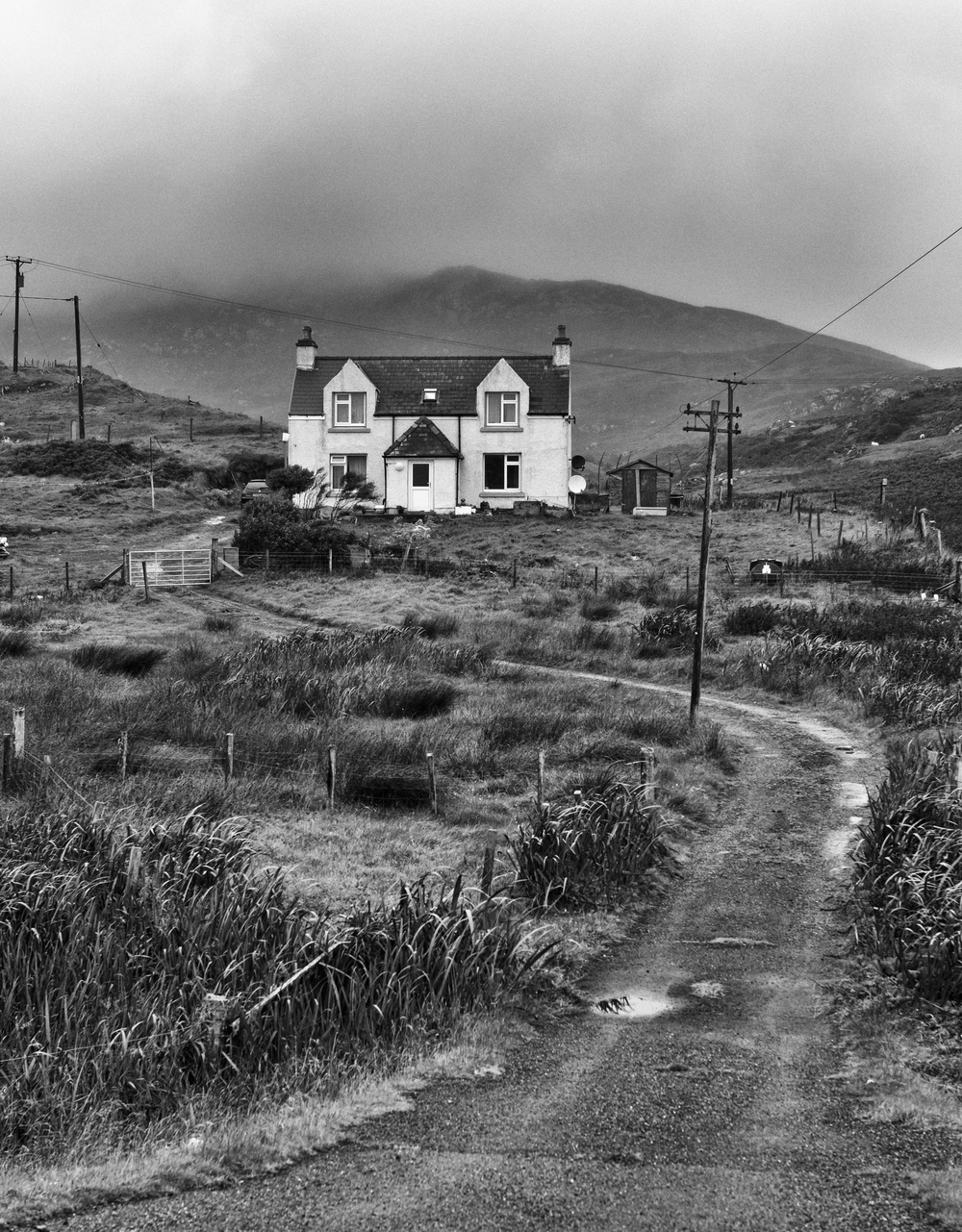 Rodel House, South Harris
