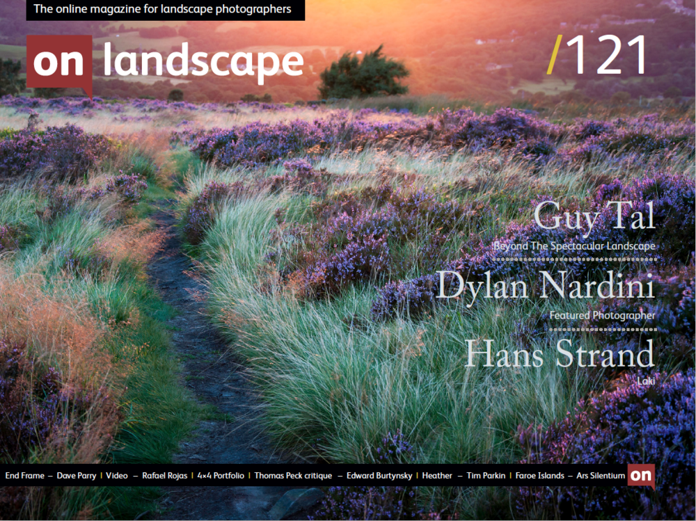 On_Landscape online Magazine Interview