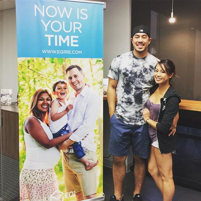 Congratulations to Lyn and Eber on your journey to become new homeowners in the Bay Area! #firsttimehomebuyers #siliconvalley #realestate #hustle #househunters #eq1re #homebuyer #mdlsf #eq1re #live #love @hgtv