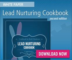 Lead Nurturing Cookbook