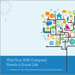 your b2b company needs a social life