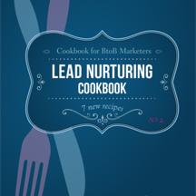 Lead Nurturing Cookbook - second edition