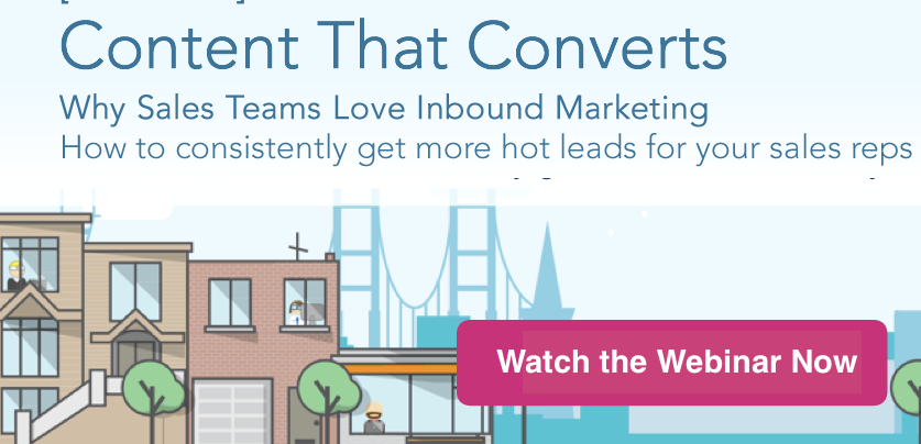 Content that Converts: Why Sales Teams Love Inbound Marketing