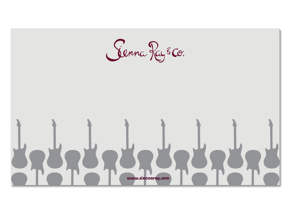 Sienna Ray Open Mic Night // Catalogue