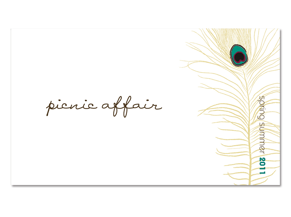 Sienna Ray Picnic Affair // Catalogue