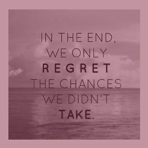 In the end we only regret the chances we did not take. #powerofhello ——————————————— #motivation #ambition #inspiration #wisdom #wellsaid #abundance #entrepreneur #founder #harmony #dowhatyoulove #successs #wisdom #dailyquote #quoteoftheday #quote #success #luxquotes #business  #lifestyle #workhardplayhard #girlboss #powerful #innerbeauty ———————————————— * FOUNDERS AND TOP OF THE FIELD PANEL SERIES Launches Sept 7th @liveprimary *