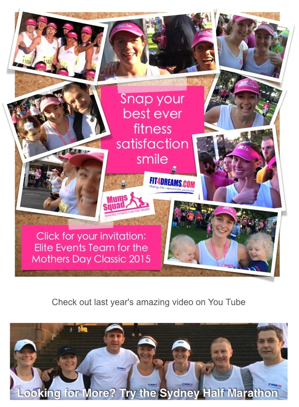 Click here to send an email invitation for the SMH Half Marathon Elite Events Team to someone you care about   .