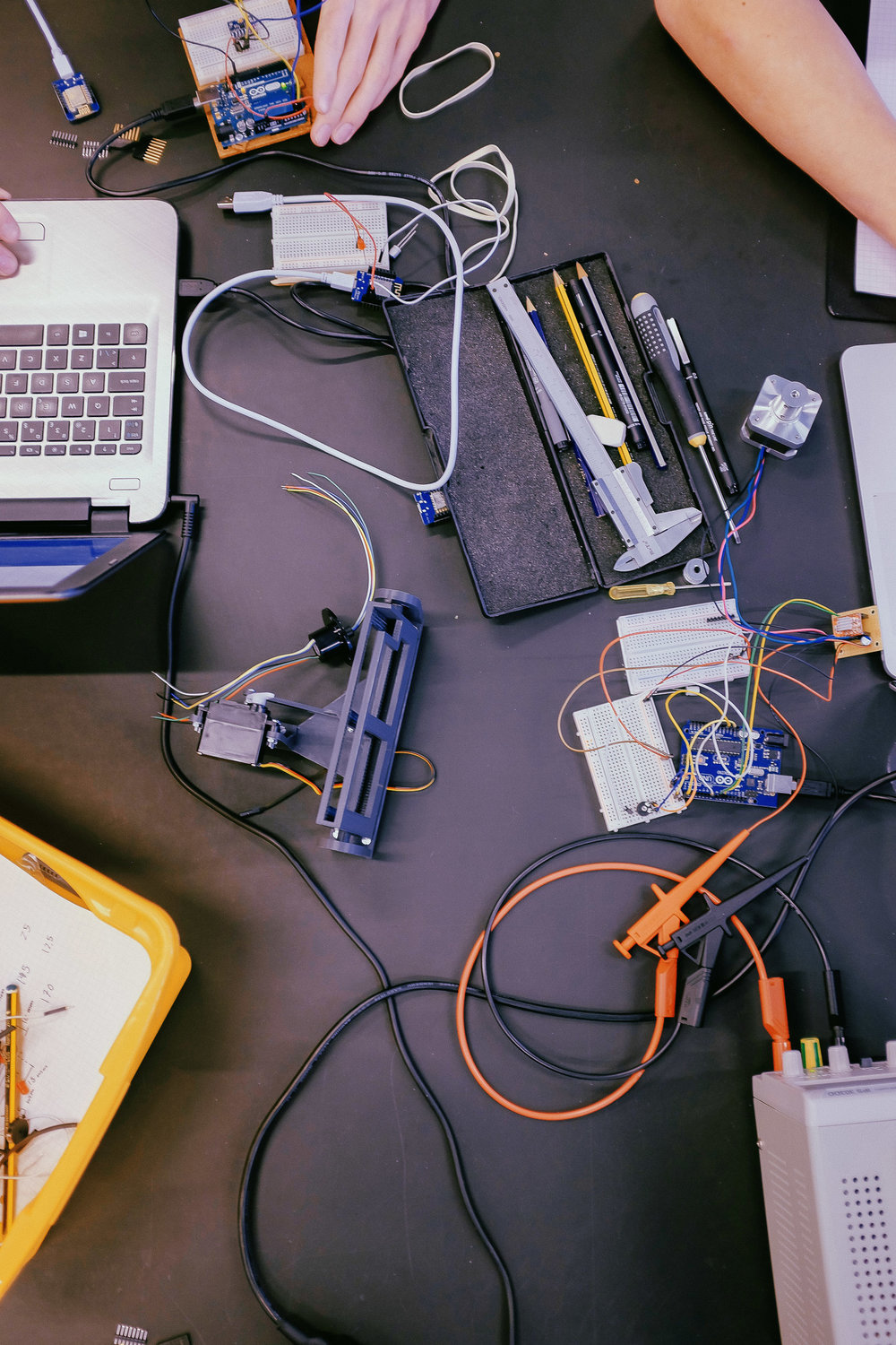 Prototyping with Arduino -
