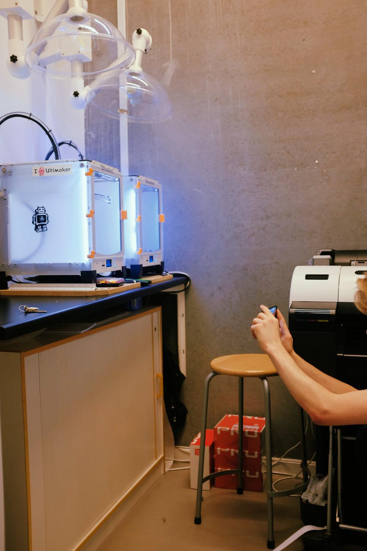 3D printing -