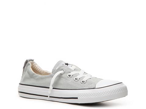 Converse Chuck Taylor Shorline Slip-On Sneaker  - $40