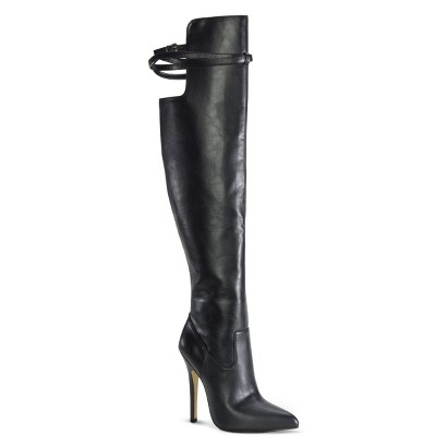 Altuzarra for Target Over-The-Knee Boot- Black         $79.99
