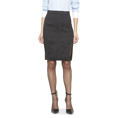 Altuzarra for Target Jacquard Pencil Skirt- Black  $34.99