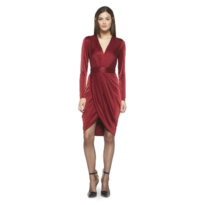 Altuzarra for Target Wrap Dress- Ruby Hill  $39.99