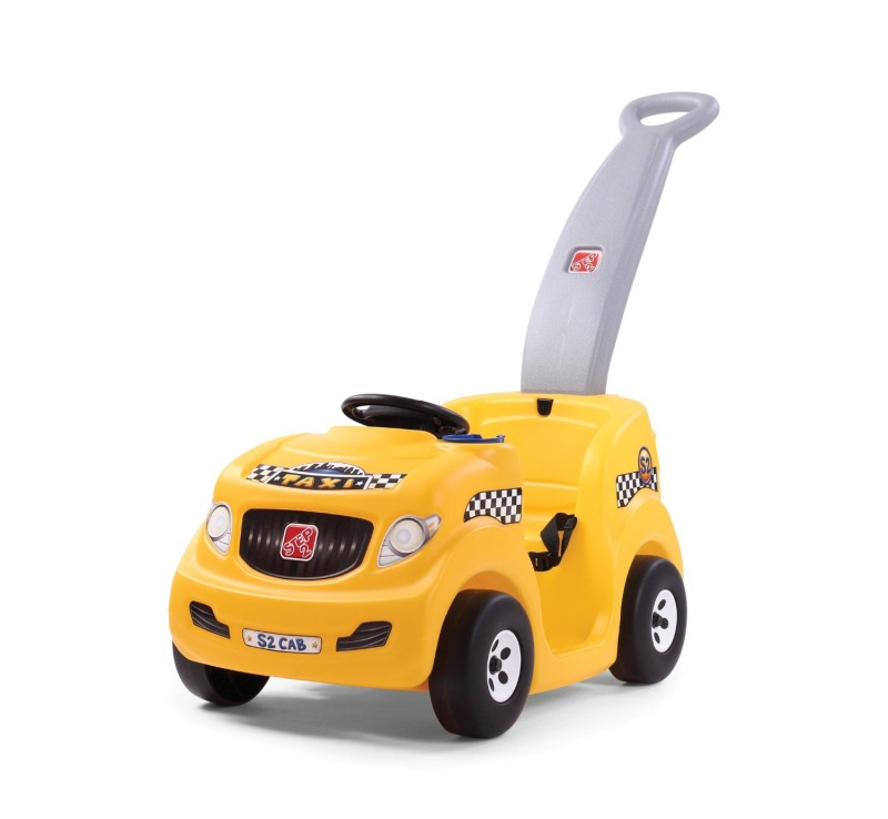 Step2 Push Around Taxi  ,  $43.99