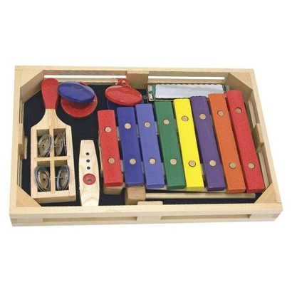 Melissa & Doug Beginner Band Set , $24.99