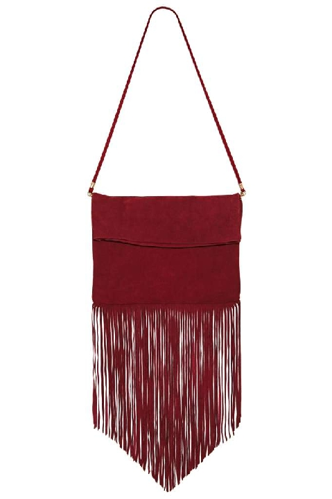Due West Fringe Bag  $98
