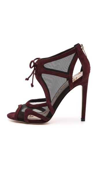 S am Edelman Pompei Mesh sandals
