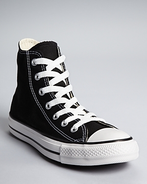 Converse High Top Sneakers $55