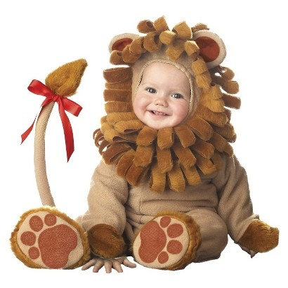 Infant Lion Costume ($35)