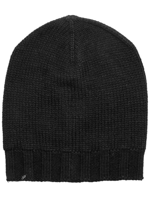 Plush Fleece Lined Knit Hat $54