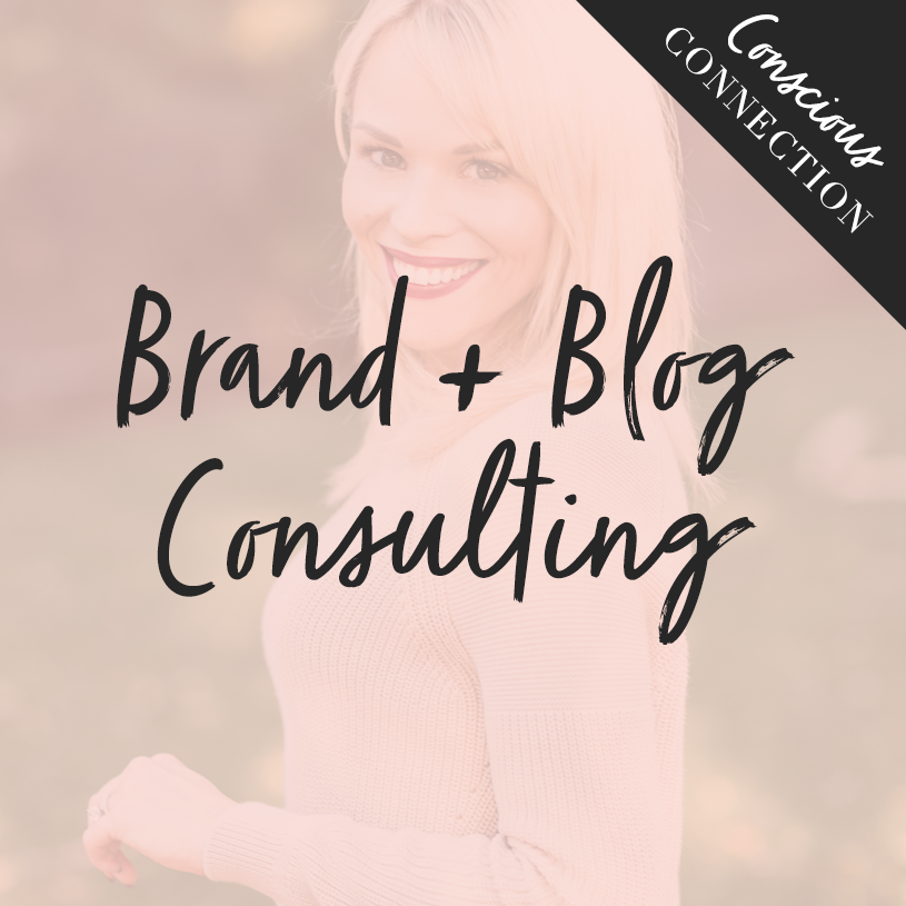 brand blog consulting
