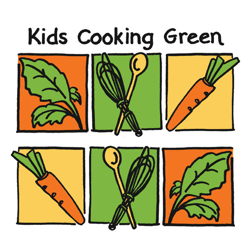 Kids Cooking Green