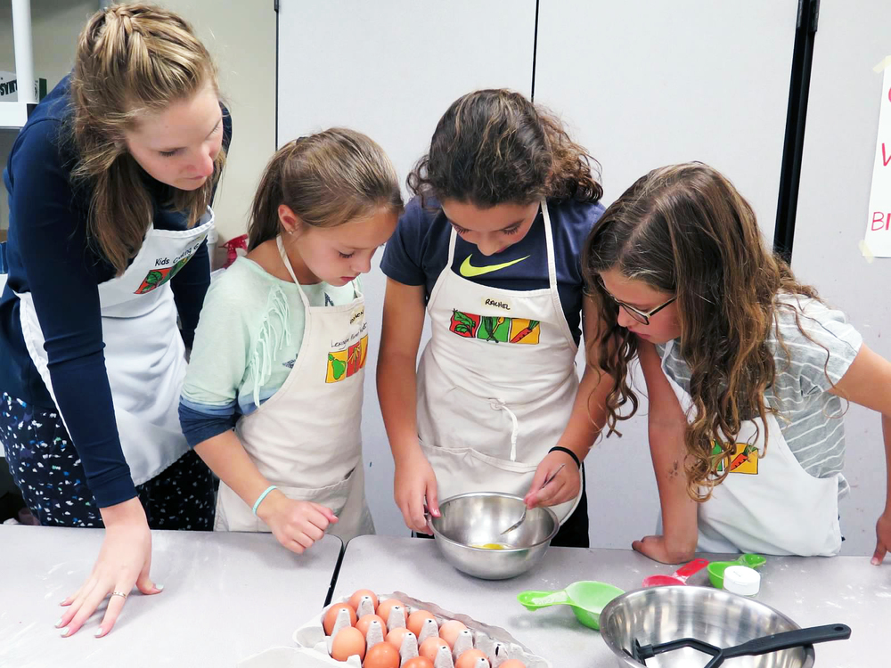 Photo Credit: Kids Cooking Green