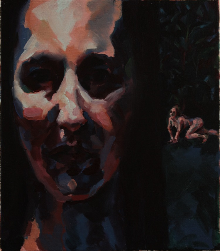 Painting by Katerina sakkas