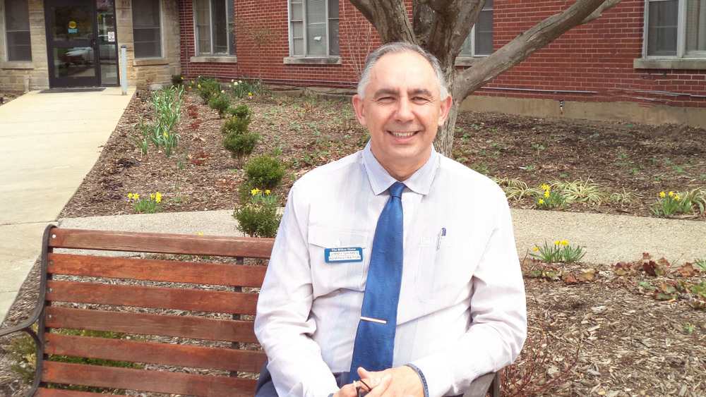 Our Administrator, Jimmy Grimes