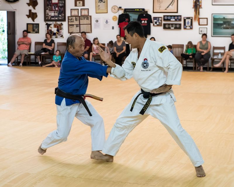Wimberley Martial Arts Karate Kim Soo
