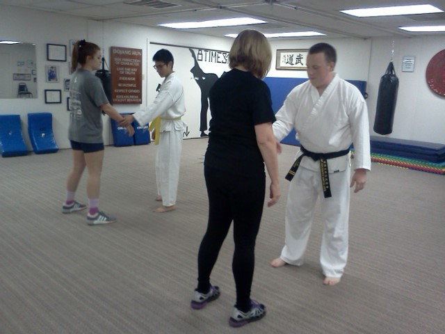 Wimberley Karate Martial Arts self-defense