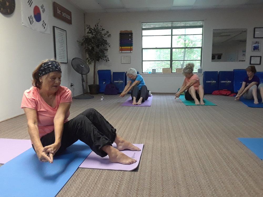 Gail Wimberley Yoga