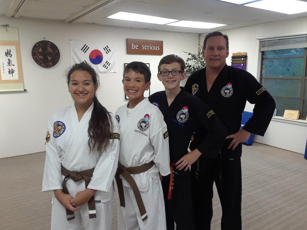 Wimberley Karate Kim Soo Martial Arts
