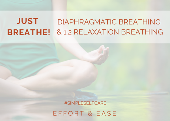 Just Breathe Introduction To Diaphragmatic Breathing 12