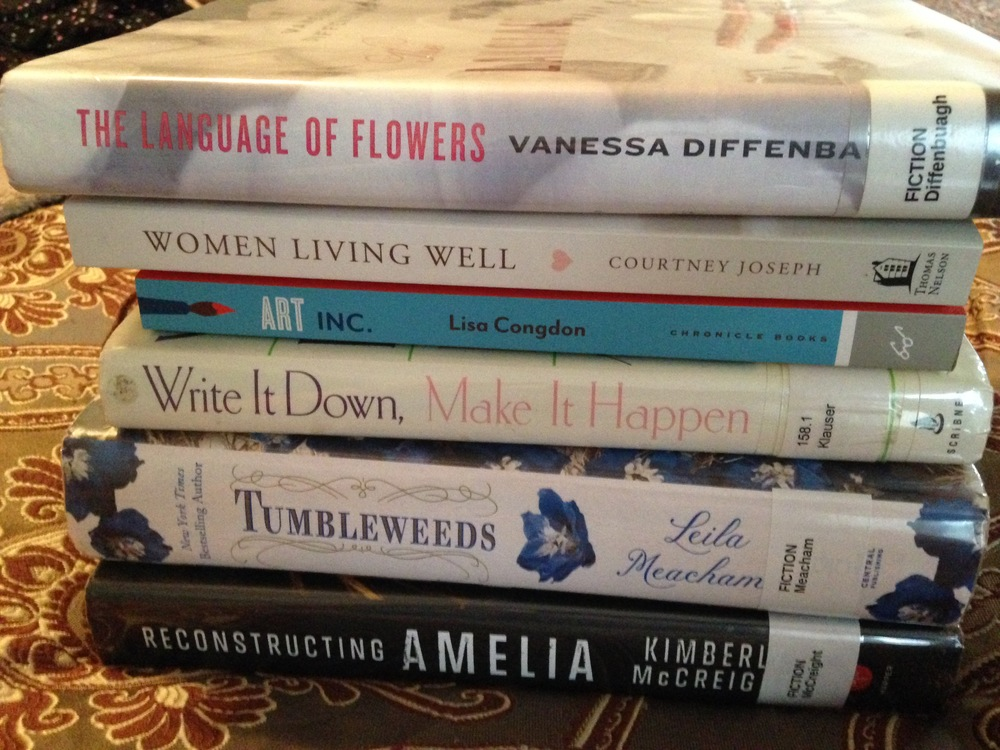 May's books I'm reading/have read!