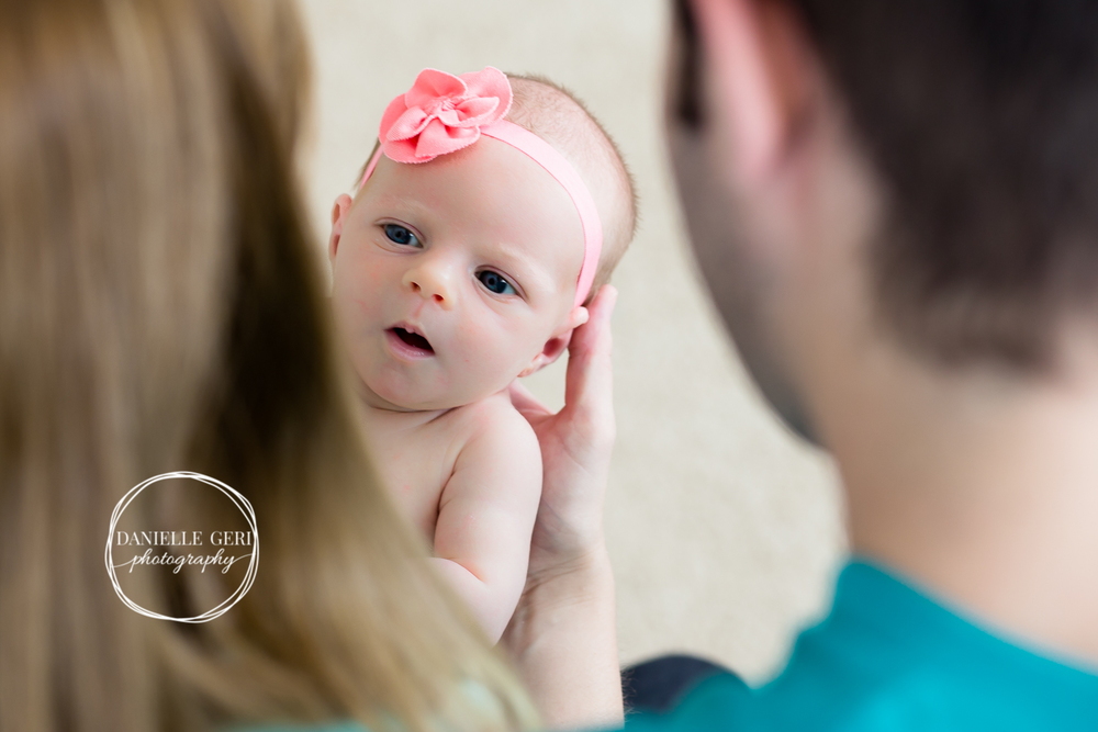 Maple Lake, MN Newborn Photography