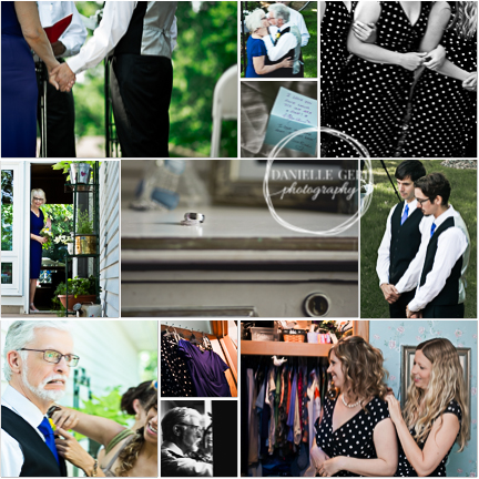 Buffalo Minnesota Outdoor Wedding Photography