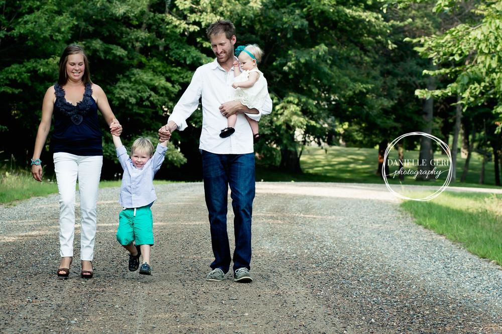 Lifestyle Family Photography, Maple Lake Minnesota
