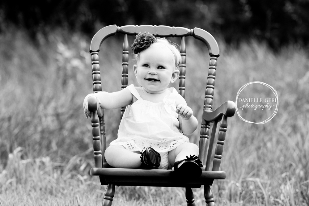 Cokato MN Family Photography Baby Girl
