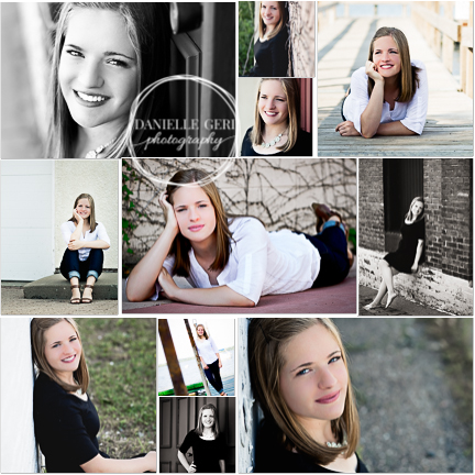 Buffalo Minnesota Senior Portrait Photographer