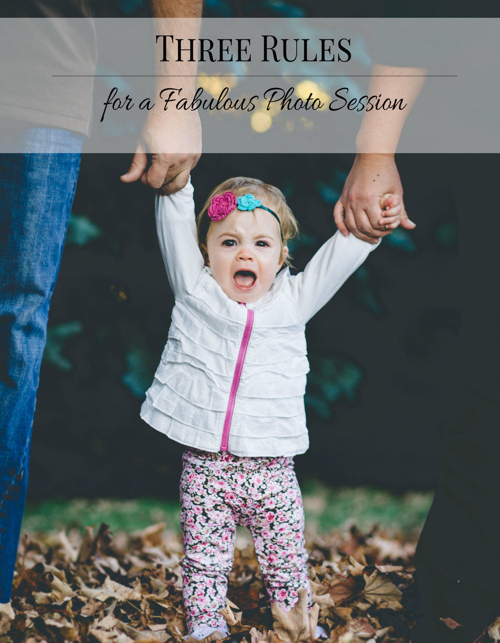 Three Tips for Family Photos