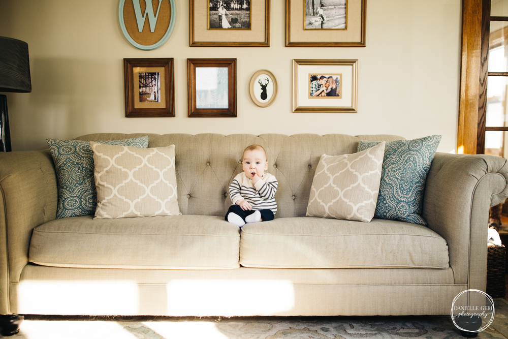 Minneapolis, Minnesota Lifestyle Family Photographer, Danielle Geri Photography by Danielle Long