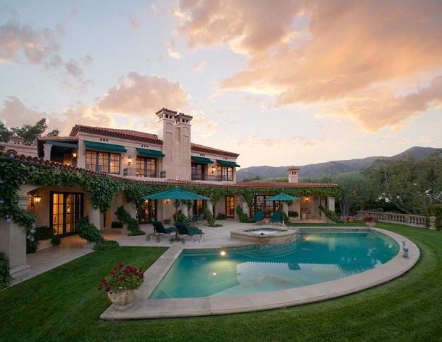 Elegant European Villa - $11,900,000