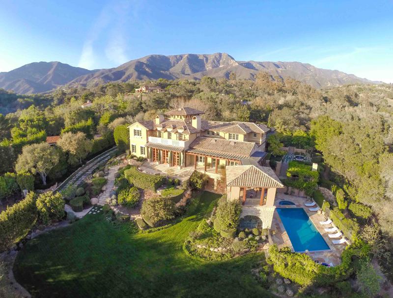 Tuscan Villa - $10,900,000