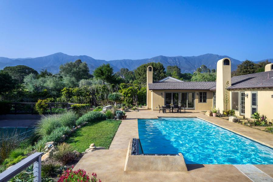 Montecito Craftsman - $4,100,000