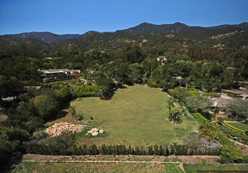 Land for Sale: 669 Picacho Lane, Montecito 2.1 Acres approx List price: $5,995,000