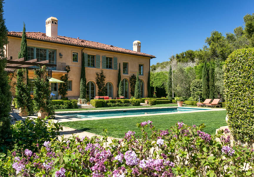 Luxurious Tuscan Country Home - $5,995,000